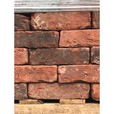 "Reclaimed 2 5/8"" - 2 3/4"" Handmade bricks (CDC-100)"