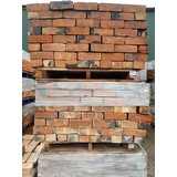 "Reclaimed bricks - 3"" Frogged. (CDC-102)"