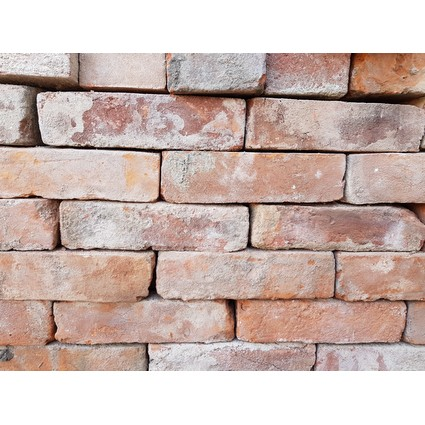 "Reclaimed Handmade bricks - 2 1/4"" - 2 3/8"" (CDC-114)"