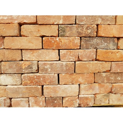 "Reclaimed Handmade bricks - 2 7/8"" - 3"" (CDC-115)"