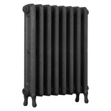 Cast Iron Radiators - Traditional - 2 Column - Art Nouveau Style - 750mm 8 Sections (CDC-ARTNOU-8)