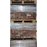 "Reclaimed bricks -  3"" Machine Made Brindles (CDC-B569)"