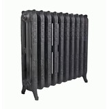 Cast Iron Radiators - Traditional - 3 Column - Balmoral Style  - 768mm 10 Sections (CDC-BALMORAL-10)