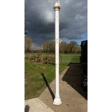 Reclaimed Cast Iron Ornate Column (CDC-CAST-COLUMN-1)
