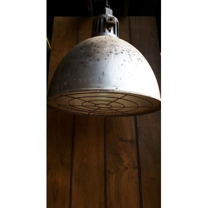 Reclaimed 'Thorn' Industrial Bay Light. (CDC-INDLIGHT-VENTED)