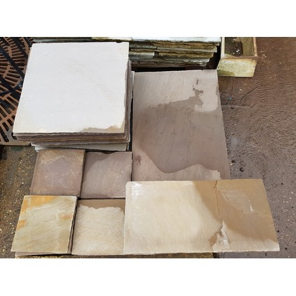 New Riven Indian Stone Flooring per 1sq/m (CDC-NEWINDIANSTONE)