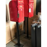 POST BOX STAND (CDC-PO-BOX-POST)