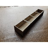Reclaimed Steel Trough Galvanised (CDC-RECTROUGH1)