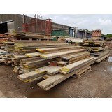 Reclaimed scaffold boards various lengths (CDC-SCAFFOLD-BOARD)
