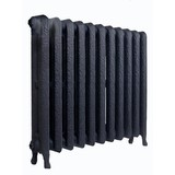 Cast Iron Radiators - Traditional - 2 Column - Art Nouveau Style - 750mm 11 Sections